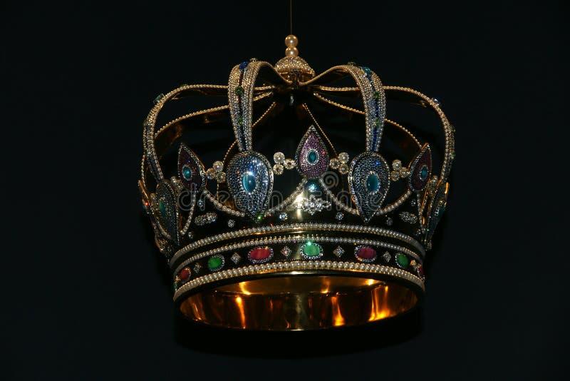 Kroon royalty-vrije stock foto