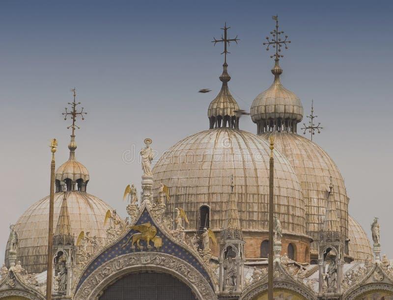 Kroon van San Marco stock afbeelding
