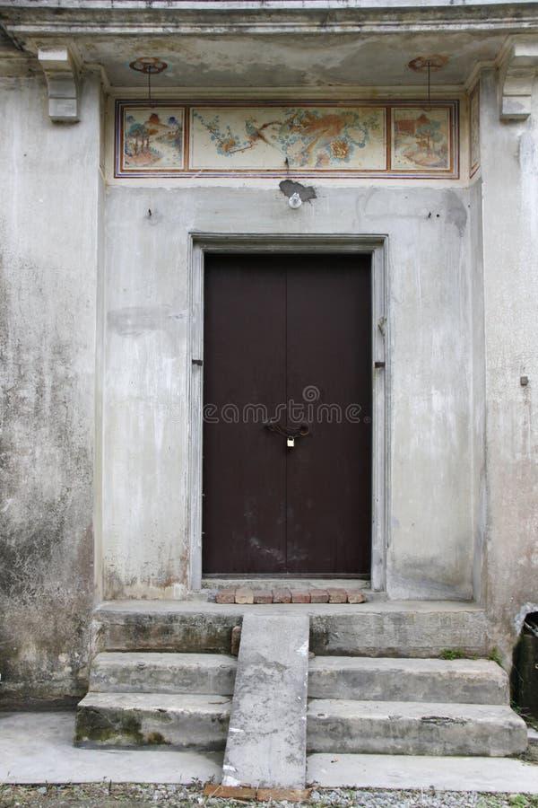 Kroonlijst van Kaiping-Watchtowers royalty-vrije stock fotografie