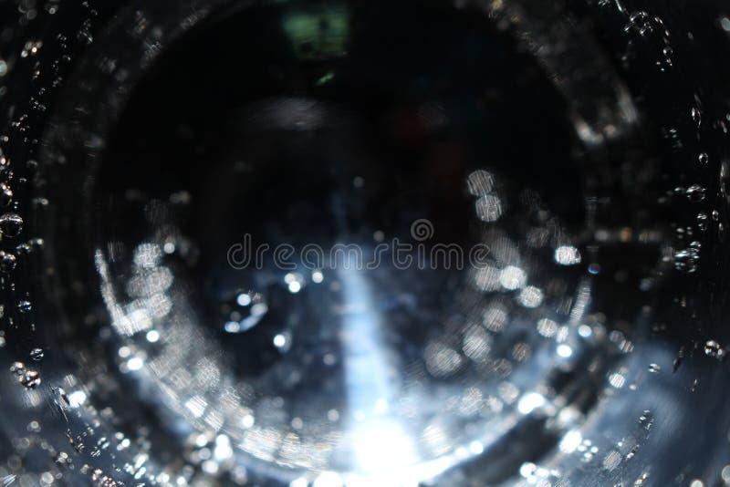 kropelki woda fotografia stock