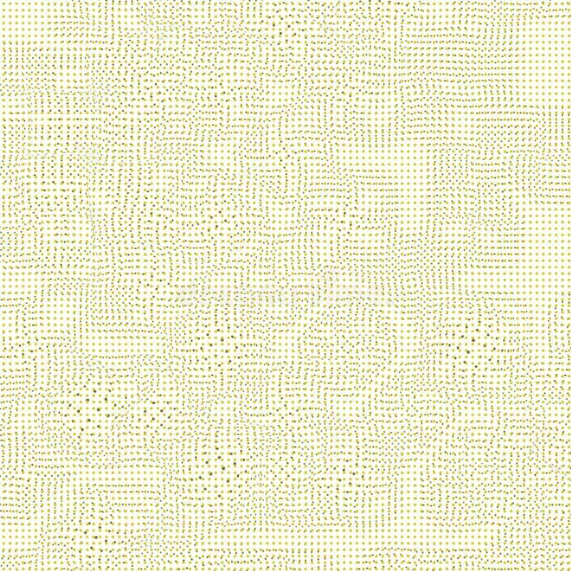 Kropka żółty projekt zdjęcie royalty free