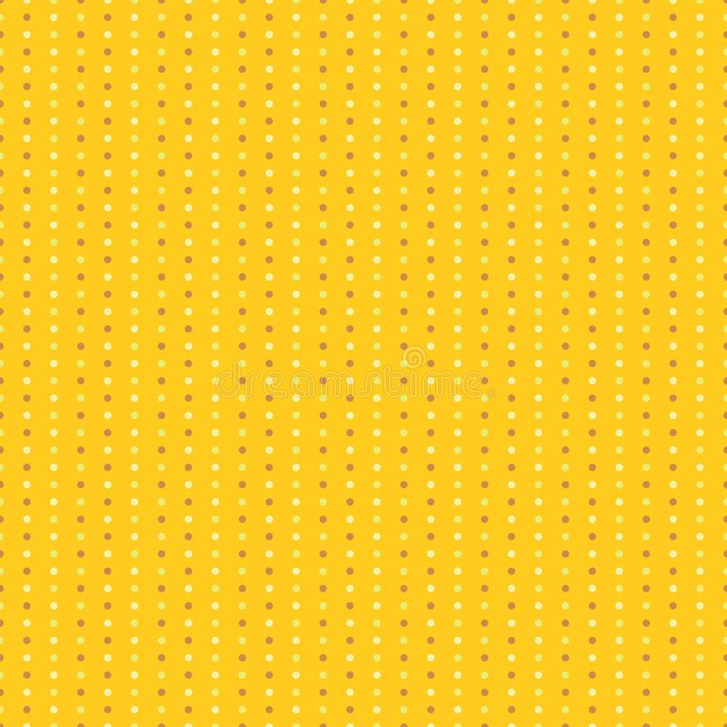 Kropka bezszwowy wzór dla używa jako tło ilustracji