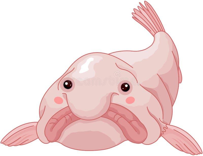 Kropli ryba ilustracja wektor