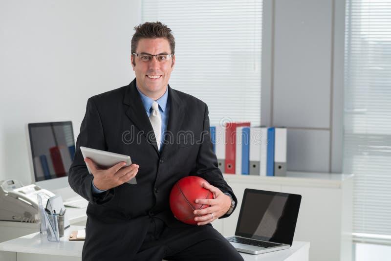 Krubba för amerikansk fotboll royaltyfria foton