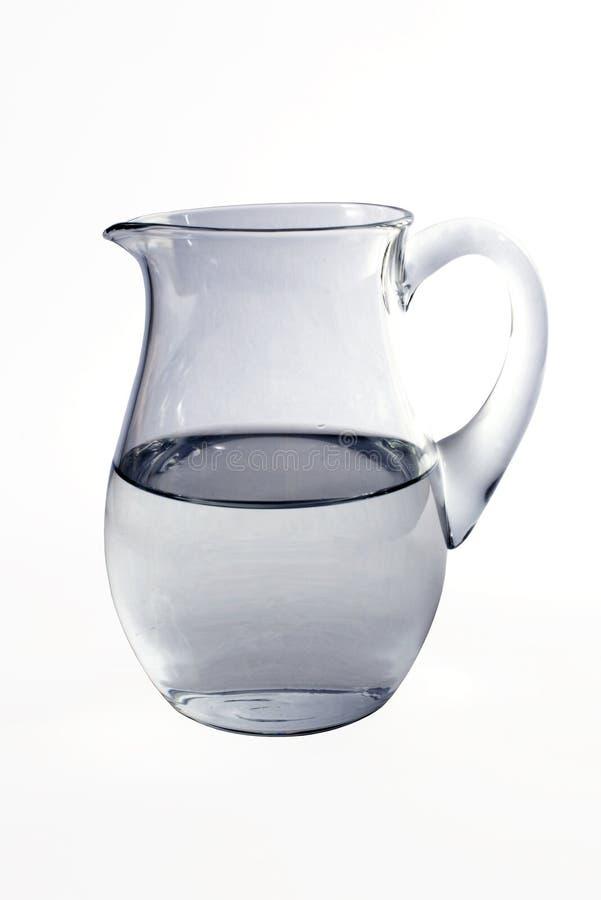 Krug mit Wasser stockfoto. Bild von hintergrund, nachricht - 3756338