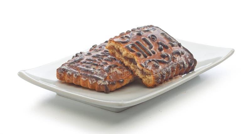 Kruid-cake stock foto's