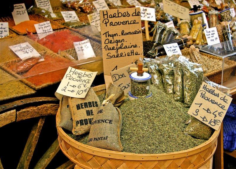 Kruiden DE de Provence royalty-vrije stock afbeelding