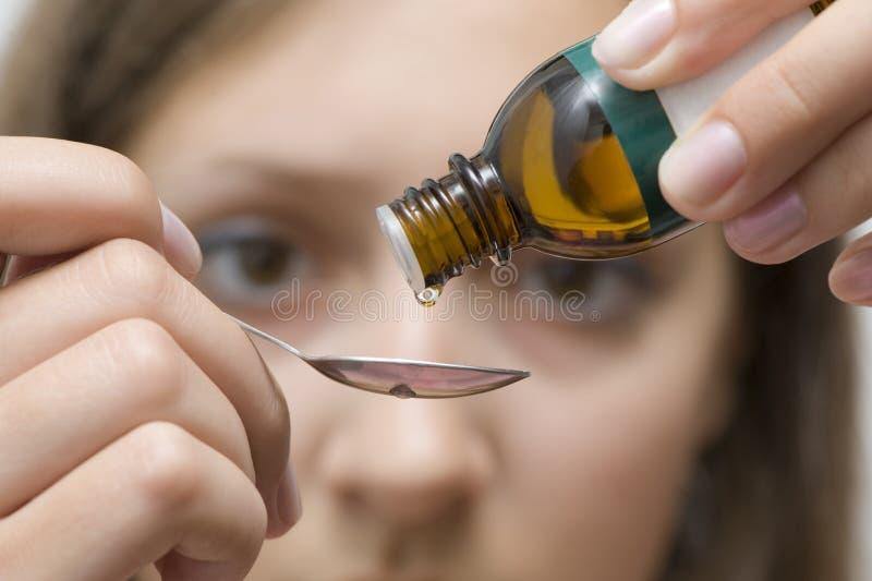 Kruiden Geneeskunde royalty-vrije stock afbeelding