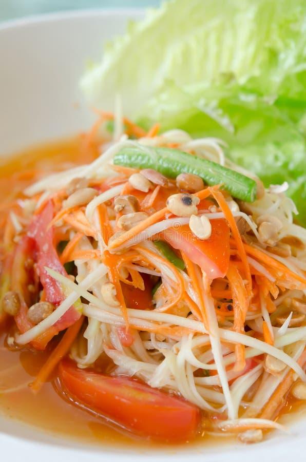 Download Kruidige salade stock afbeelding. Afbeelding bestaande uit voeding - 29512889