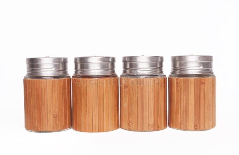 Download Kruik stock foto. Afbeelding bestaande uit zout, houten - 29504556