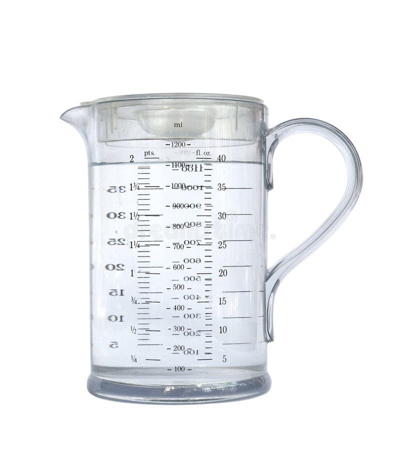 Kruik drinkwater stock foto