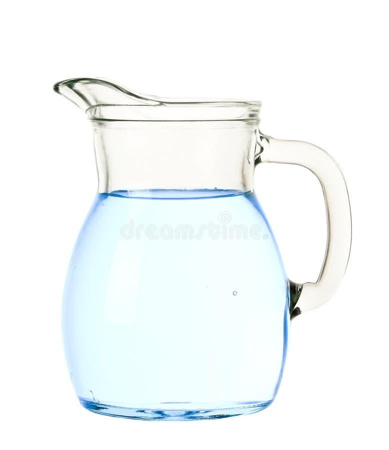 Kruik water royalty-vrije stock foto's