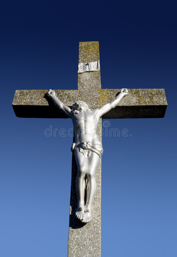 Kruis stock afbeeldingen