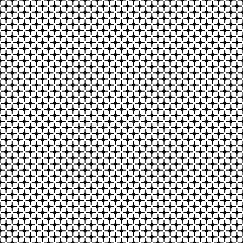 Kruis gevormde textuur Nr 5 royalty-vrije illustratie