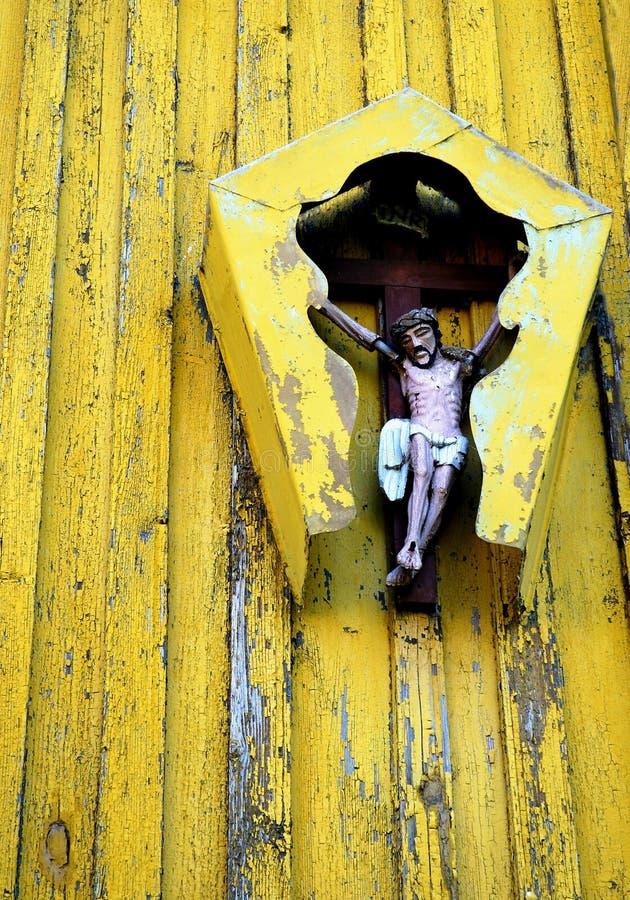 Kruisbeeld stock fotografie