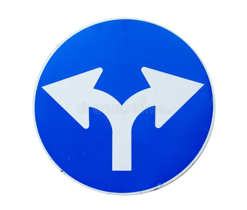 Download Kruispuntteken op wit stock foto. Afbeelding bestaande uit verbinding - 54076132