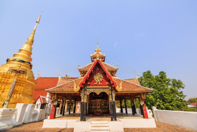 Kruisvormig gevormd paviljoen royalty-vrije stock afbeelding