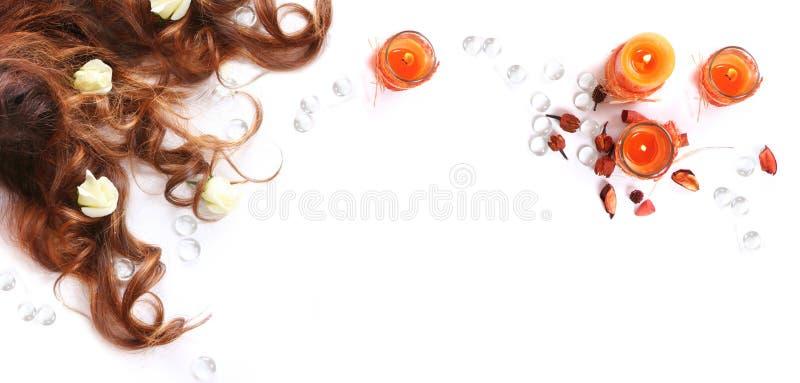 Download Krullende hair2 stock foto. Afbeelding bestaande uit mooi - 10782148