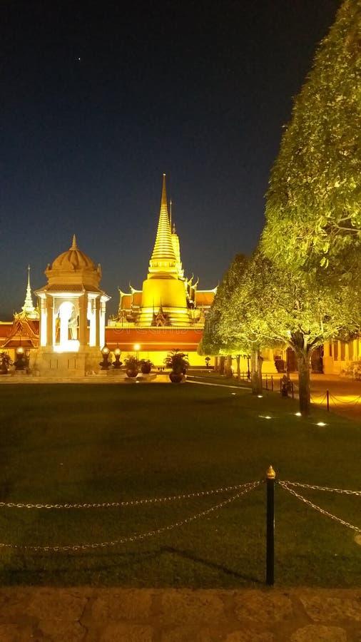 Krungtep del phakeaw de Wat fotografía de archivo libre de regalías