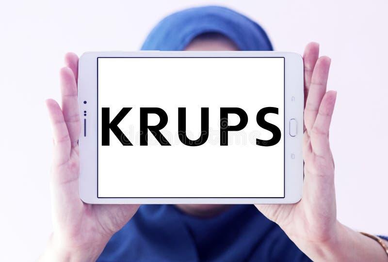Krups Firma logo zdjęcia stock
