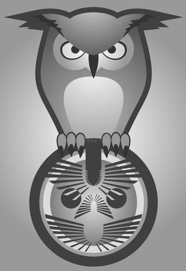 Download Kruszcowy medal ilustracja wektor. Obraz złożonej z czerń - 32279538