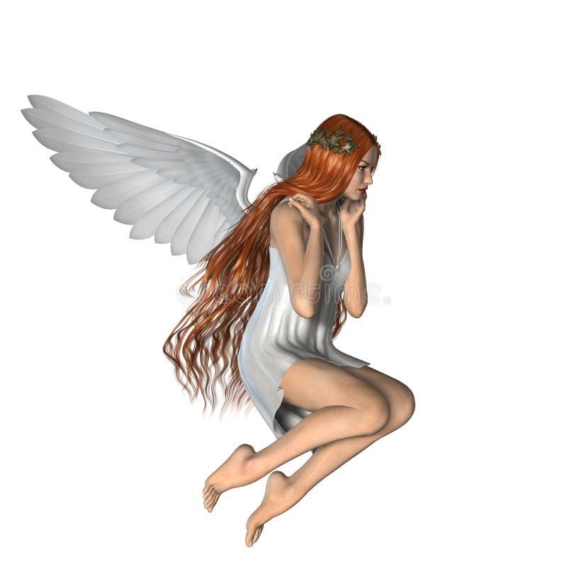 krw ангела стоковое фото rf