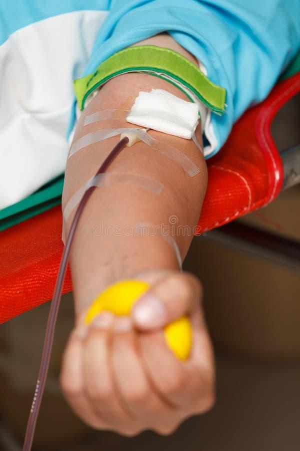 Krwionośna darowizna obrazy stock