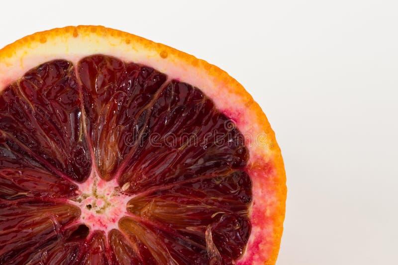 krwionośna pomarańcze zdjęcie stock