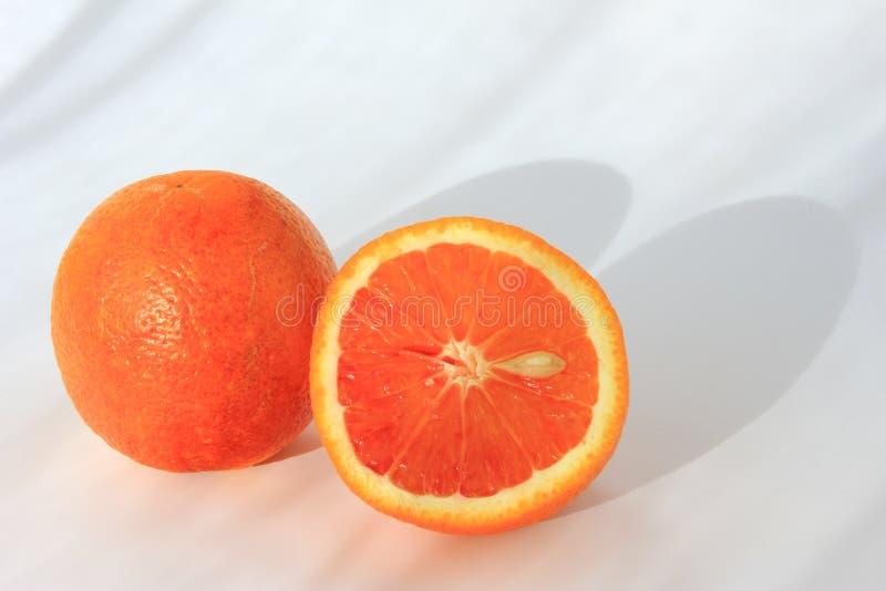 Krwionośna pomarańcze obrazy stock