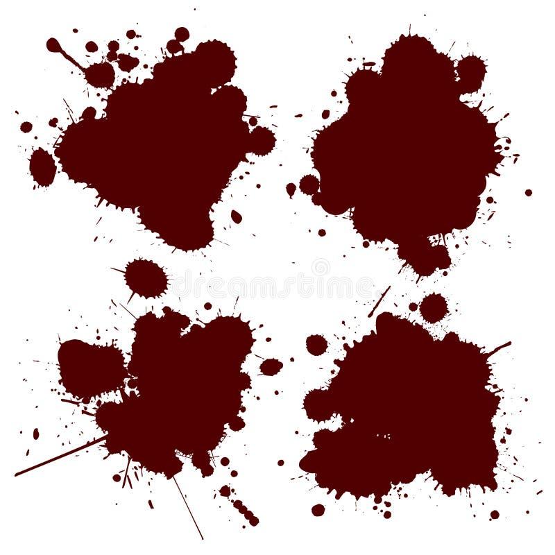 krwionośny splat royalty ilustracja