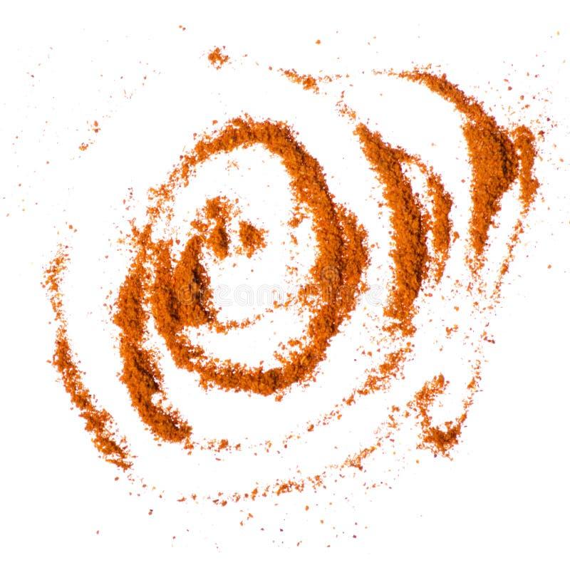 Krydda chilipeppar arkivbilder