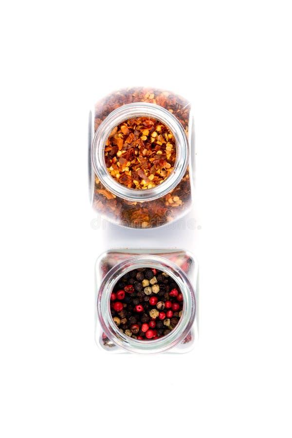 Krydda i krus arkivfoton