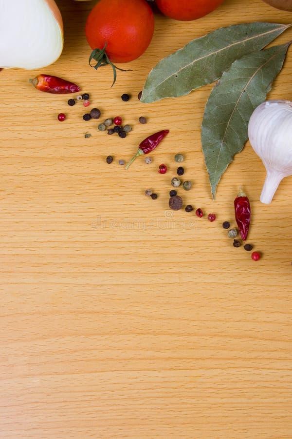 kryddar olikt fotografering för bildbyråer