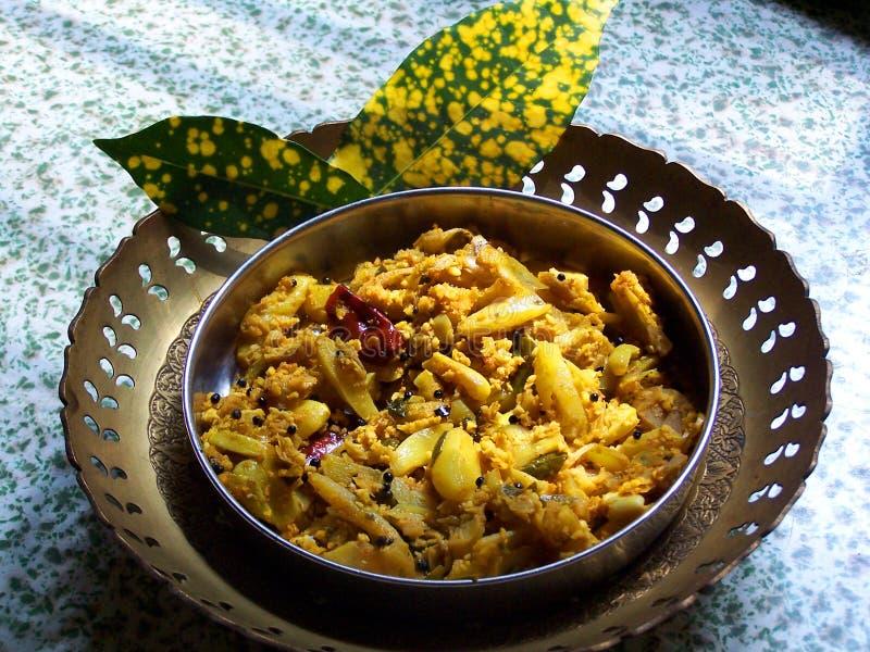kryddig curry arkivbilder