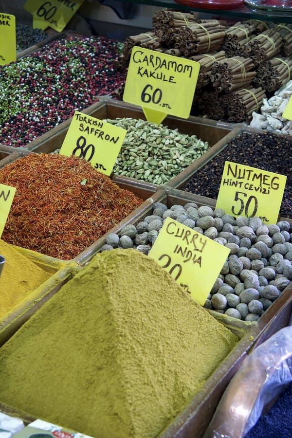 Download Kryddor fotografering för bildbyråer. Bild av curry, ingrediens - 19785457