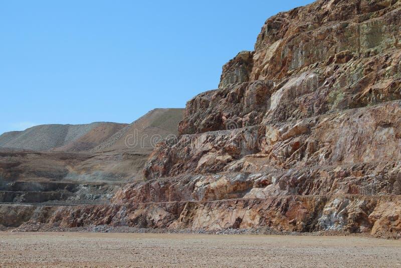 Krymplingliten vik & Victor Gold Mine royaltyfria foton