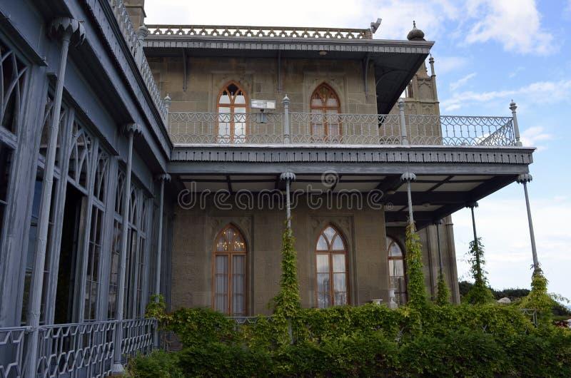 Krymski pałac zdjęcie stock