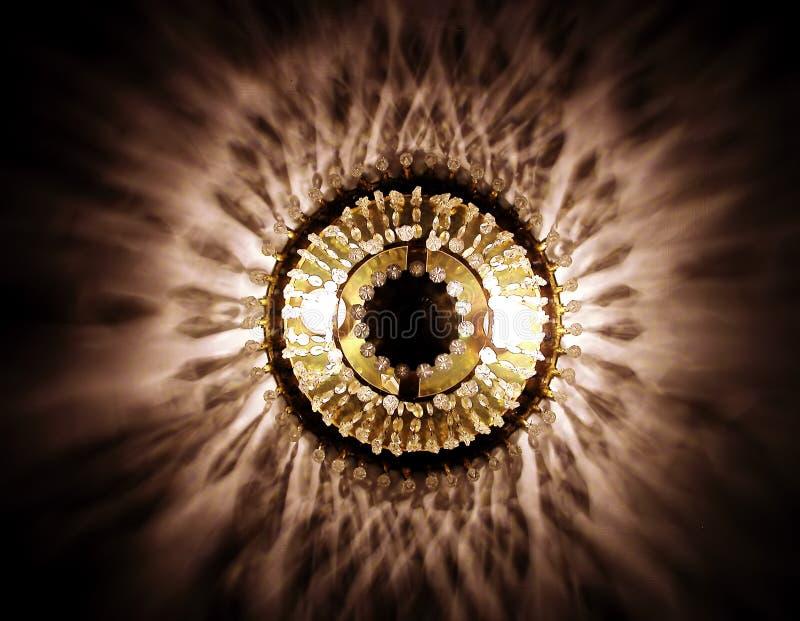 Download Krystaliczna światła zdjęcie stock. Obraz złożonej z lampa - 127372
