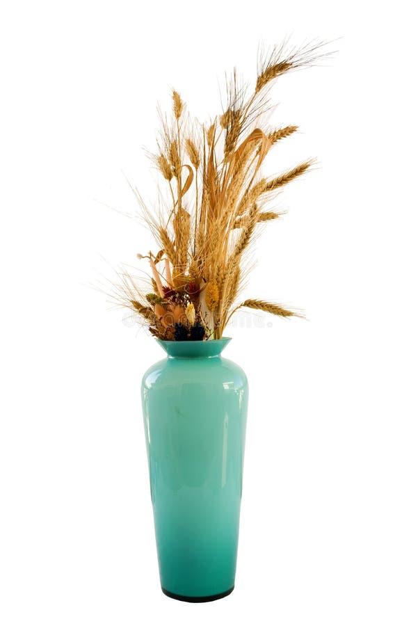 krystaliczna dekoracyjna waza obraz royalty free