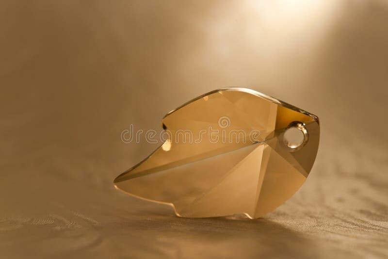 krystaliczny breloczek obrazy stock