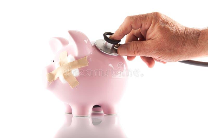 Download Kryzysu Problem Ekonomiczny Obraz Stock - Obraz złożonej z prosiątko, finanse: 13336177