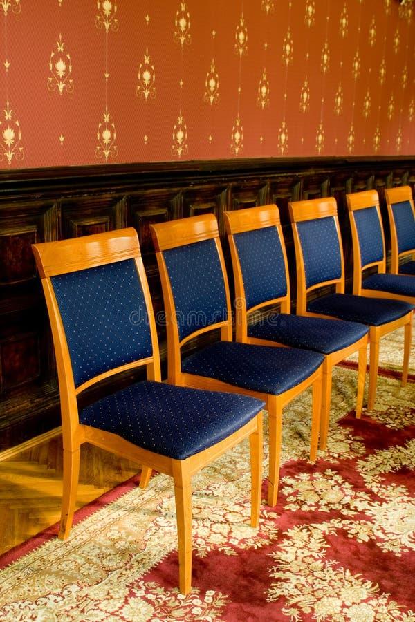 krzesła zdjęcie stock