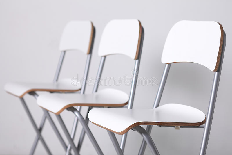 krzesła zdjęcia royalty free