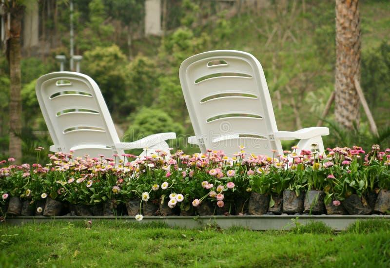 krzesła czas wolny fotografia royalty free