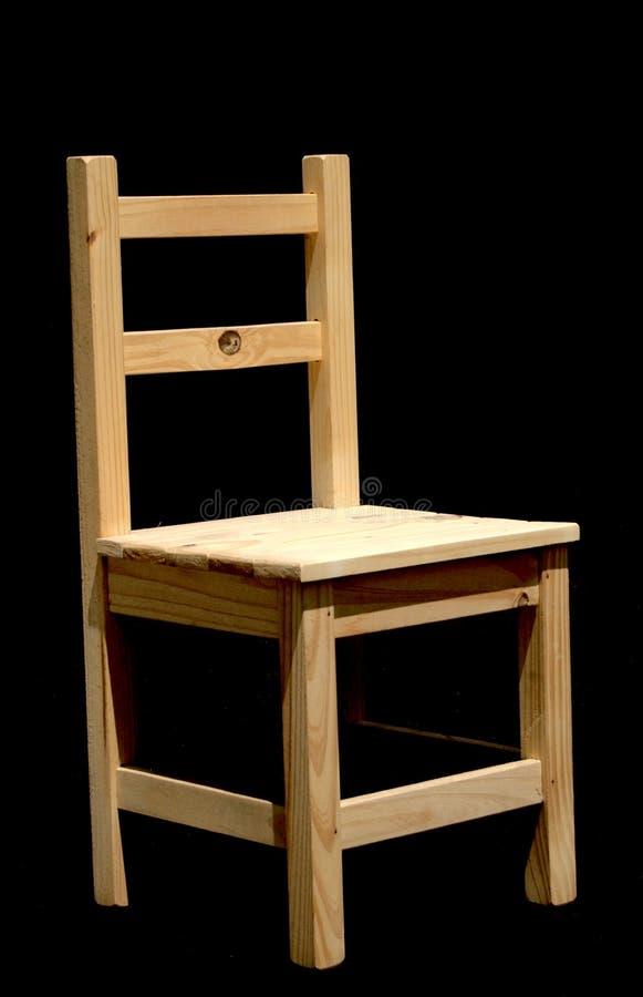 krzesła drewno zdjęcie stock