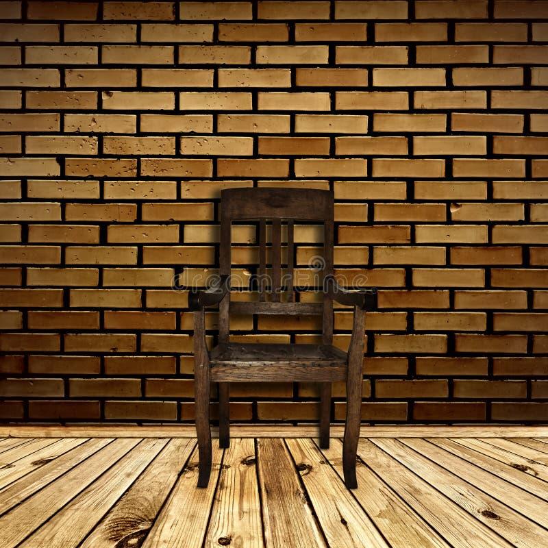 krzesła wnętrze obrazy stock