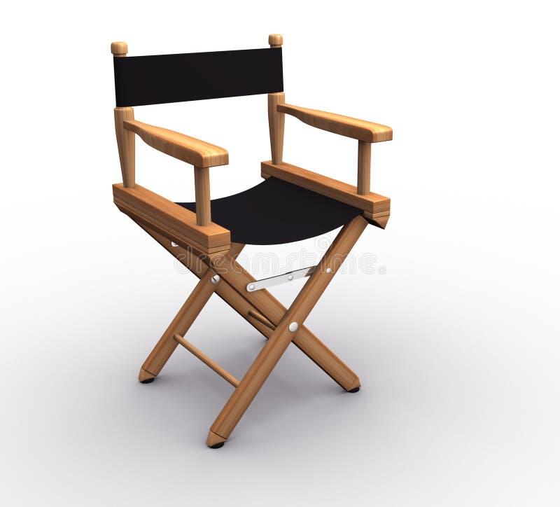 krzesło royalty ilustracja