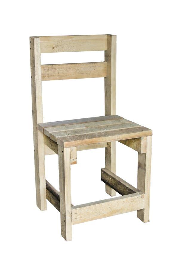 krzesło drewna obrazy stock