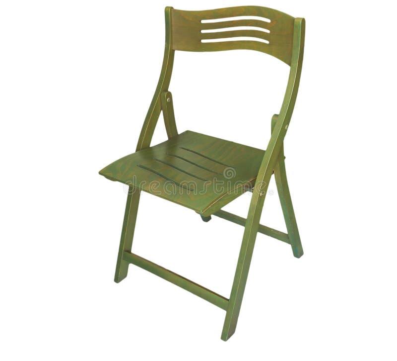 krzesło drewna zdjęcie stock
