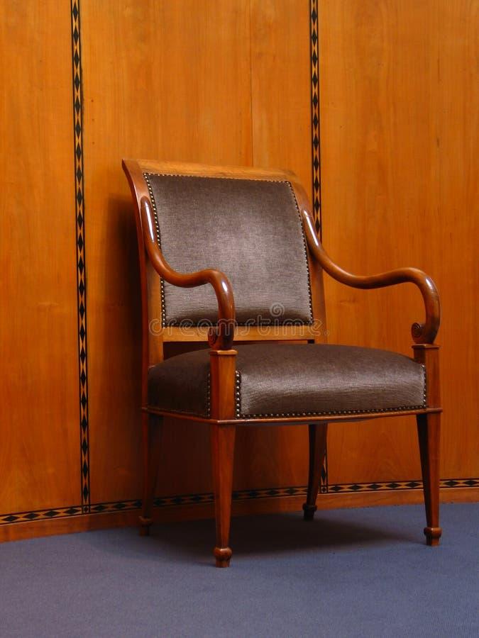 krzesło drewna zdjęcia stock